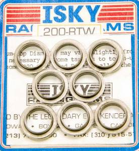 ISKY CAMS #200RTW Roller Tappet Washers