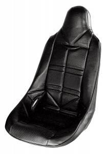 JAZ #150-101-01 Pro Stock Seat Cover Black Vinyl