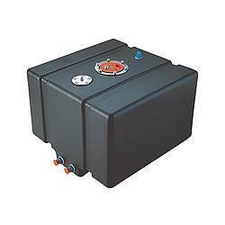 JAZ #255-016-01 16-Gallon Fuel Cell w/ 0-90 Ohms GM Sender