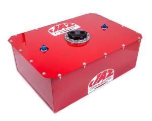 JAZ #275-016-06 16-Gallon Pro Sport Fuel Cell w/Flapper Fill Vlv