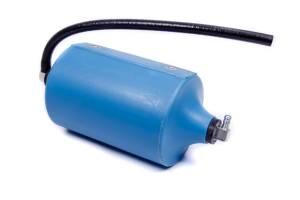 Radiator Recovery Tank- Blue