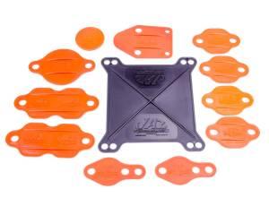 JAZ #730-001-01 SBC Block Off Kit - 4150