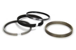 JE PISTONS #JG31F8-4125-2 Piston Ring Set 4.125 Moly 1.2 1.5 3.0mm