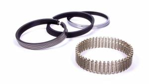 JE PISTONS #S100S8-4030-5 Piston Ring Set 4.030 Moly 1/16 1/16 3/16