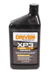 DRIVEN RACING OIL #306 XP3 10w30 Synthetic Oil 1 Qt Bottle
