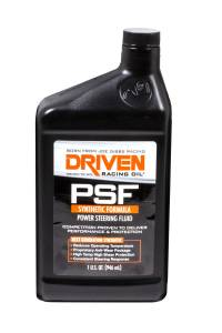 Power Steering Fluid PSF Synthetic 1 Qt Bottle