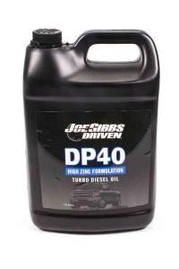 DRIVEN RACING OIL #2508 DP40 5w40 Synthetic Diesel Oil 1 Gal Bottle