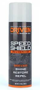 DRIVEN RACING OIL #50070 Speed Shield Shine & Protectant 16oz.