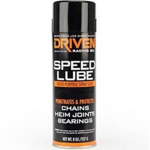 DRIVEN RACING OIL #50090 Speed Lube 8oz