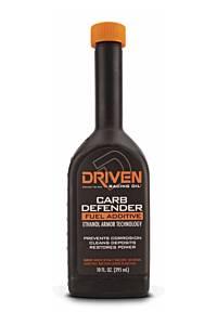 DRIVEN RACING OIL #70040 Carb Defender Gasoline Fuel Additive 10oz