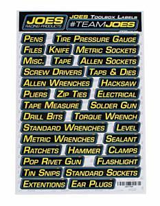 Labels Toolbox