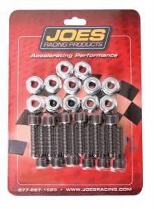 JOES RACING PRODUCTS #25596 5/16-18 x 1-1/4 12pk Hub Stud Kit