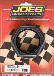JOES RACING PRODUCTS #25697 Axle Nut RH Thread Mini Sprint