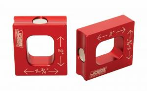 JOES RACING PRODUCTS #25700 Chassis Ride Height Blocks For Mini Sprint