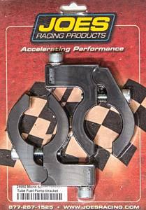 JOES RACING PRODUCTS #25950 Fuel Pump Brackets Mini Sprint
