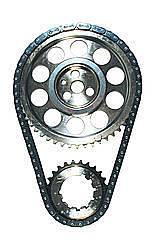JP PERFORMANCE #5611 Ford FE Billet Double Roller Timing Set