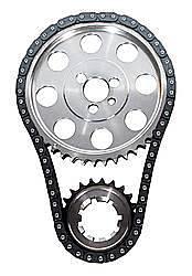 JP PERFORMANCE #5981T-LB05 SBC Billet Double Roller Timing Set