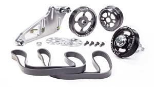 JONES RACING PRODUCTS #1004-S-CE Serpentine Drive Kit - SBC Crate Engine w/P/S