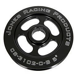 JONES RACING PRODUCTS #CS-3102-C-B-5 Pulley Crankshaft V-Belt 5in 1in ID