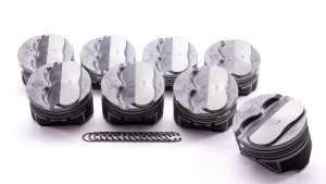 SBC Domed Piston Set 4.030 Bore +4cc