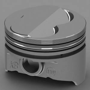 KB PERFORMANCE PISTONS #KB119.030 SBC Domed Piston Set 4.030 Bore +5cc