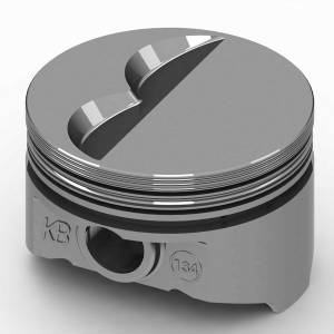 SBC Flat Top Piston Set 4.040 Bore -7cc