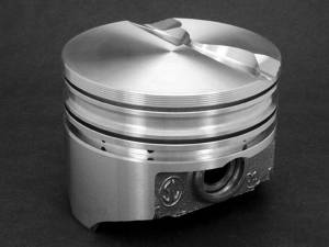 KB PERFORMANCE PISTONS #KB151.030 SBF Flat Top Piston Set 4.030 Bore -6.5cc