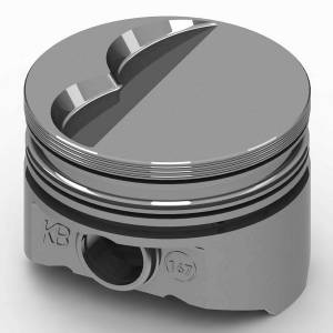 KB PERFORMANCE PISTONS #KB167.030 SBM Flat Top Piston Set 3.940 Bore +5cc