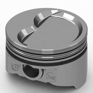 KB PERFORMANCE PISTONS #KB168.030 SBC Dished Piston Set 4.155 Bore +22cc