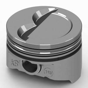 KB PERFORMANCE PISTONS #KB193.030 SBC Dished Piston Set 4.030 Bore -12cc
