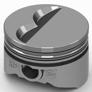 KB PERFORMANCE PISTONS #KB231.040 SBC Flat Top Piston Set 4.040 Bore -6cc
