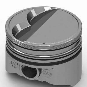 KB PERFORMANCE PISTONS #KB243.040 SBM Flat Top Piston Set 4.080 Bore +6cc