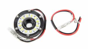 KC HILITES #1350 2in Mini Accessory Light LED Clear - Cyclone