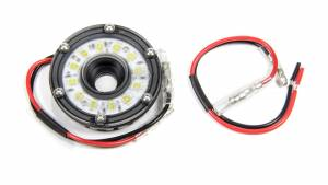 KC HILITES #1351 2in Mini Accessory Light LED Diffused - Cyclone