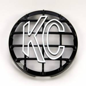 KC HILITES #7210 Stone Guard - Black