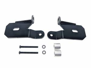 KC HILITES #7318 18-   Jeep JL A-Pillar Bracket Set Light Mounts