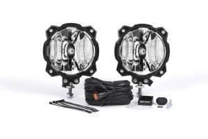 KC HILITES #91303 Pro6 Gravity LED Light Driving Beam Pair