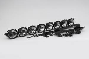 KC HILITES #91313 Pro6 Gravity LED Light System 07-16 Jeep 50in