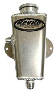 KEVKO OIL PANS & COMPONENTS #K9087-LV Power Steering Tank LH Vented