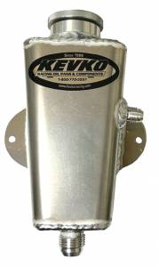 KEVKO OIL PANS & COMPONENTS #K9087-RV Power Steering Tank RH Vented