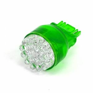 KEEP IT CLEAN #KIC3157LEDG Super Bright Green 3157 LED 12v Bulb