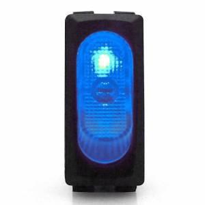 KEEP IT CLEAN #KICSW30B Illuminated Rocker 4 Blue