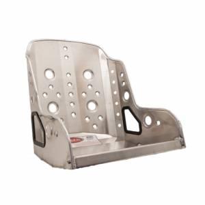 KIRKEY #55185V Bucket Seat 18.5in Alum Vintage Class