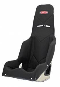 KIRKEY #5520011 Seat Cover Black Tweed Fits 55200