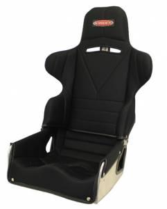 KIRKEY #65185KIT 18.5in Seat Kit Road Race Adjustable Layback