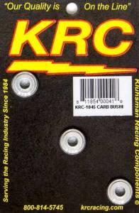 KLUHSMAN RACING PRODUCTS #KRC-1045 Aluminum Carburetor Bush