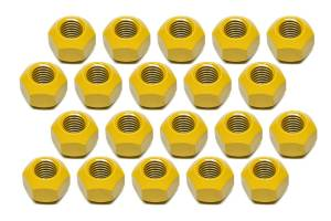 KLUHSMAN RACING PRODUCTS #KRC-8212T* Lugnut 20pk 5/8-11 Steel Teflon Coated Double Ang