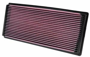 K AND N ENGINEERING #33-2114 Jeep Wrangler Air Filter