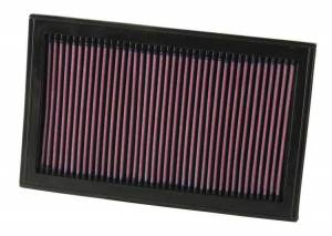 K AND N ENGINEERING #33-2207 Air Filter 02- Mountaineer 4.0/4.6L