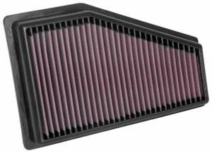 K AND N ENGINEERING #33-5089 19-   Jeep Cherokee 2.4/ 3.2L Air Filter